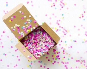 Confetti ,Pick any colors, wedding decorations , birthday, events, table decorations, baloon confetti, confetti toss