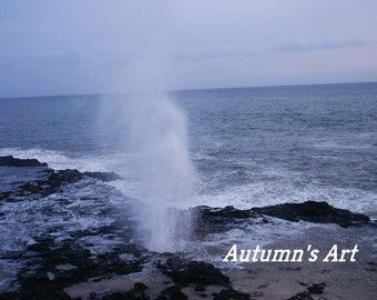 Spouting Horn Up