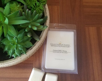 Natural Soy Scented Wax Melts  ''Scented candles with a hint of charm""