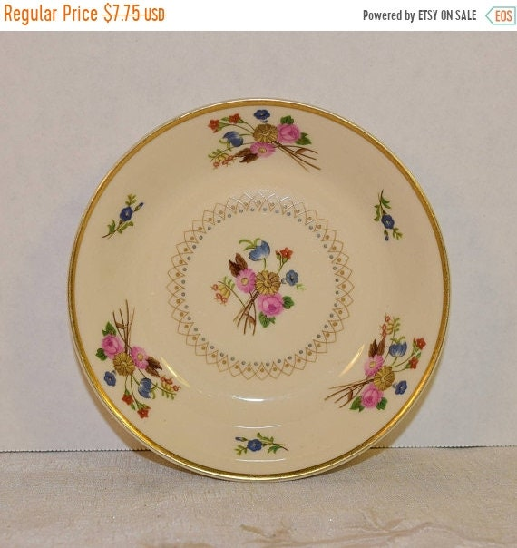 """Delayed Shipping Syracuse Old Ivory """"Coventry"""" Fruit Bowl Vintage American Berry Sauce Bowl Discontinued China Fruit Dessert Servingware Rep"""