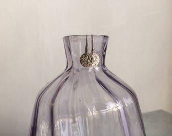 LIL MOONY - Silver earrings