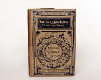 The Battle of the Books and Other Short Pieces by Jonathan Swift - 1886
