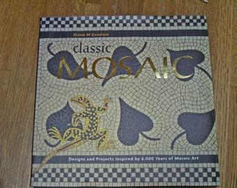 Mosaïque classique par Elaine M. Goodwin