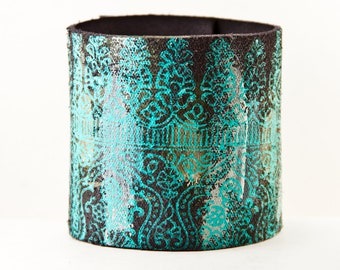 Turquoise Cuff Bracelet for Women, Turquoise Jewelry, Turquoise Cuff Wristband, Turquoise Handmade Jewelry