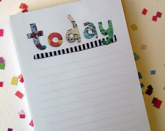 Magnetic Notepad To Do List Today
