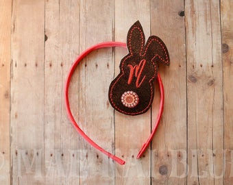 Bunny Backside - Headband Slider - Hair Jewelry - Cover - Bookband