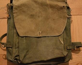 Vintage Ammo Bag