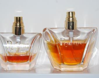 Vintage POEME by Lancome Eau de Parfum Lot of 2 edp