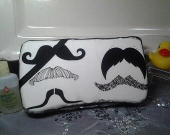 Cute mustache  little boy Wipe case.great shower gift........