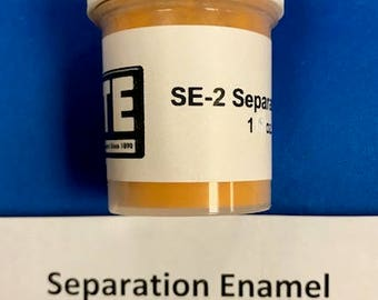 SE-2 Separation Enamel DRY Powder - 1 OZ.