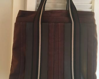HERMES TROCA Vertical Bag