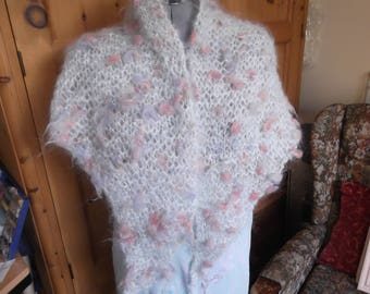 Ladies wrap Mohair