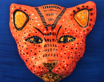Clementine Cat Mask