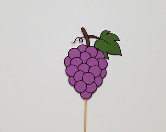 Grapes Photo Booth Props Food Photobooth Party