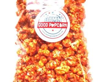 3 Gallon Party Bag of Gourmet Buffalo Breath Cheddar Ranch Popcorn