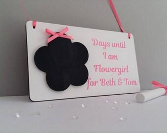 Personalised flower girl gift, Flower girl proposal gift, Will you be my flower girl gift, Will you be our flower girl, Flowergirl gift