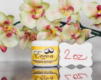 2oz Organic body butter ( Cocoa Scent )