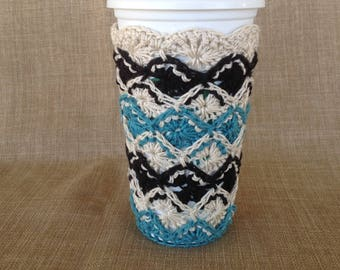 Bavarian Crochet Cup/Drink Cozy
