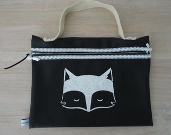 Dust cover and carrying IPAD, Tablet larger Fox