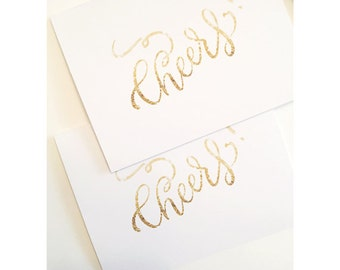 New Years Eve card printable - DIY New Years Cards - New Years card printable - Cheers - celebration printable - Cheers card - NYE