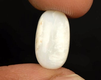 Natural BI Color opal 3.80 Ct. Oval cabochon opal, ring size opal, Jewelry making white opal, October birthstone Opal Loose Gemstones AY-608