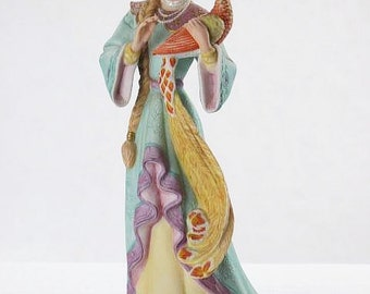 The Princess and the Firebird - From The Lenox Legendary Princesses Collection of Figurines