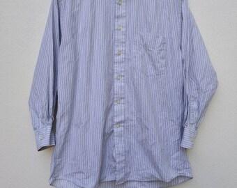 Christian Dior Monsieur Long Sleeves Button Down Shirt