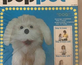 Make Your Own Puppet Kit: DOG