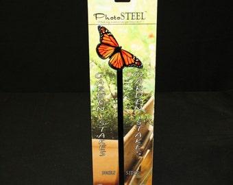 Pot Stake Monarch Butterfly