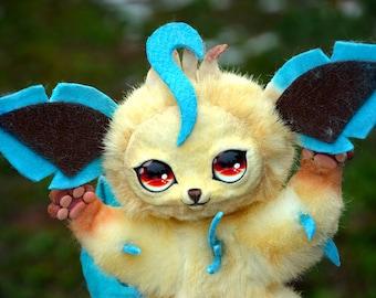Pokémon Evolution Eevee Leafeon
