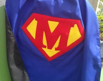 Superhero Cape, Kids Cape, birthday gift for kids, superhero favor, super hero party