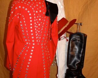 Traditional Circus Ringmaster Wardrobe