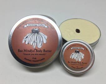 Bee Mindful Sturbridge Coffee Body Butter, Coffee Body Butter, Bee Mindful Coffee Body Butter, Sturbridge Coffee Shea Body Butter,