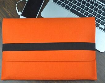 Felt laptop Sleeve, Acer laptop case, 7 inch tablet case ,Felt tablet sleeve, 8 inch tablet case, 13 inch laptop case, 3A377