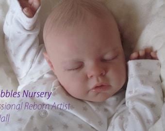 Reborn custom made child  baby lifelike doll boy or girl made to order xmas gift idea