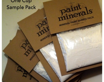 Paint Minerals™ Sample 5-pack