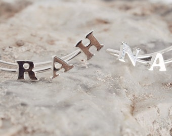 Custom Name Ear Crawler earrings Initial ear pin Sweep earrings Ear climber Personalized customized gifts for her unusual jewelry cute