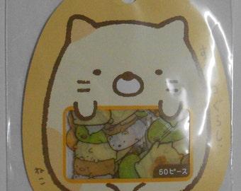 Kawaii Sumikko Gurashi Sticker Sack by San X