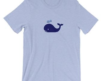 Spouting Beluga Shirt // Funny Whale Shirt // Cute Whale Shirt // Beluga Whale Shirt // Cute Trendy Shirt // Cute Gift // Cute Whale Shirt