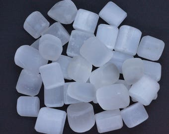 Tumbled Selenite