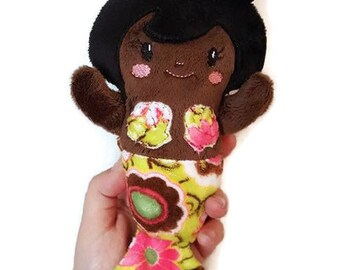 Mermaid Toy, Soft Toy Mermaid, Mermaid Plushie, Cuddly Mermaid, Soft Toy, Plushie, Cuddly Toy, Girls Toy