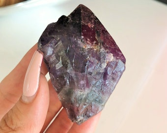 Melody Stone / Large Super Seven Crystal / Super 7 / Healing Crystals and Stones