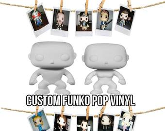 custom funko pop vinyl