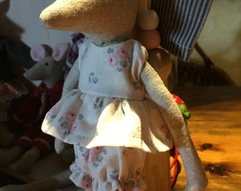 Mouse babydoll and bloomers
