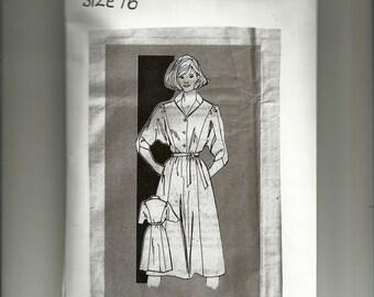 Vintage Dress Pattern 4984