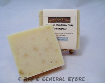 Lemongrass Premium Handmade Soap - Free Shipping