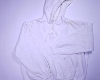 Christian Dior Cream White Vintage Jumper Hoodie