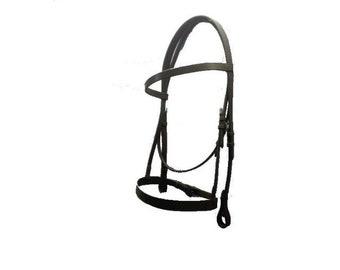 Horse Leather handmade english bridle