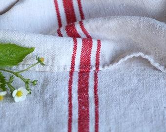 EP 263: antique chic grainsack vacances de fraise rouge sentiment oreiller coussin 47,24 long printemps, mariage, projet d'ameublement, 리넨, Pâques,