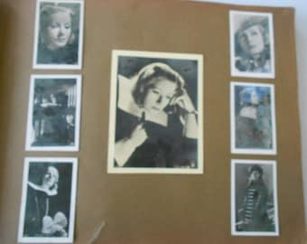 Old pictures vintage Greta Gabrovintage Antiques